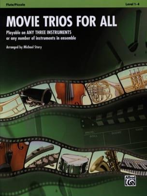 Movie trios for all Partition Flûte traversière - laflutedepan