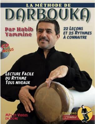 Habib Yammine - La Méthode de Darbouka - Partition - di-arezzo.ch