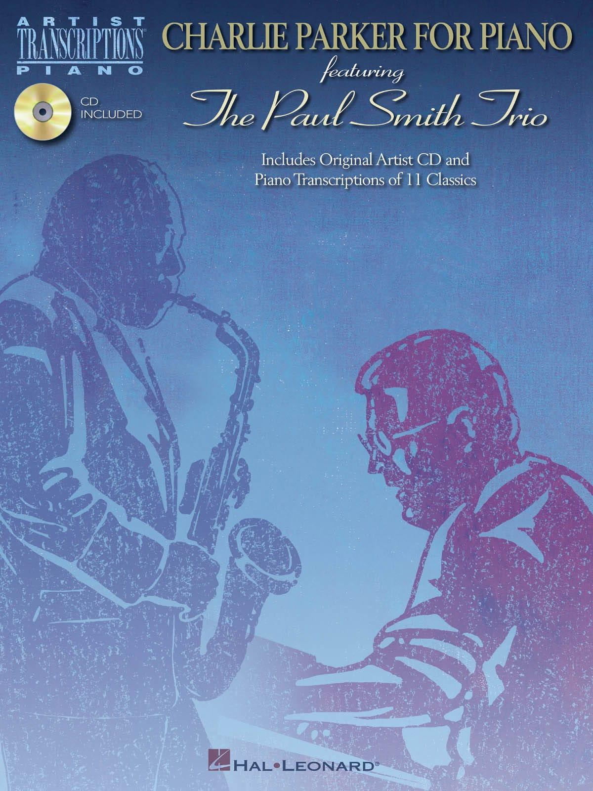 Charlie Parker For Piano - Charlie Parker - laflutedepan.com