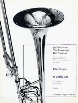 A Petits Pas Volume 1 Pierre-Max Dubois Partition laflutedepan
