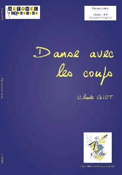 Danse Avec les Coups - Claude Giot - Partition - laflutedepan.com