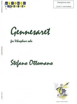 Gennesaret Stefano Ottomano Partition Vibraphone - laflutedepan