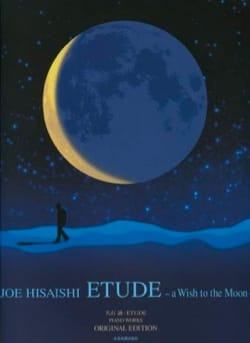 Etude - A Wish to the Moon Joe Hisaishi Partition laflutedepan