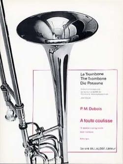 A Toute Coulisse Volume 1 Pierre-Max Dubois Partition laflutedepan