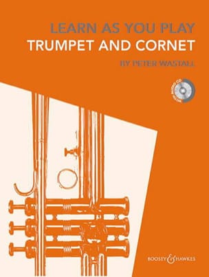 Learn as You play trumpet, cornet and flugelhorn laflutedepan