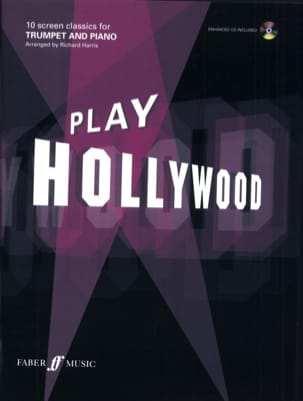 Play Hollywood Partition Trompette - laflutedepan