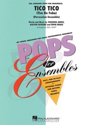 Tico Tico - Pops for Ensembles Abreu / Oliveira / Drake laflutedepan