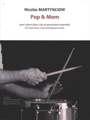 Nicolas Martynciow - Pop - mamá - Partition - di-arezzo.es