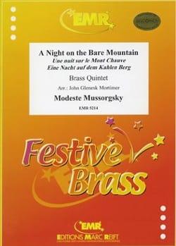 A Night On The Bare Mountain MOUSSORGSKI Partition laflutedepan