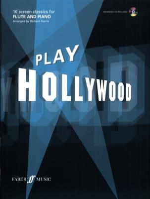 Play Hollywood Partition Flûte traversière - laflutedepan