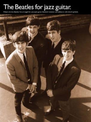 Beatles For Jazz Guitare - BEATLES - Partition - laflutedepan.com