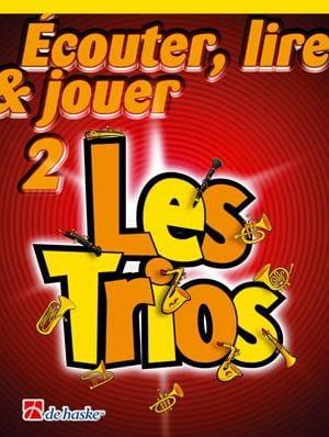 Ecouter Lire et Jouer - Les trios Volume 2 - 3 Cors - laflutedepan.com