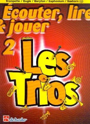 Ecouter Lire et Jouer - Les trios Volume 2 - 3 Trompettes laflutedepan