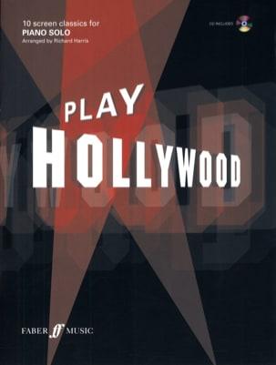 Play Hollywood Partition Musique de film - laflutedepan