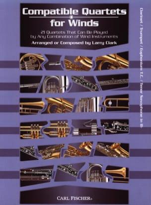Compatible Quartets For Winds Partition Trompette - laflutedepan