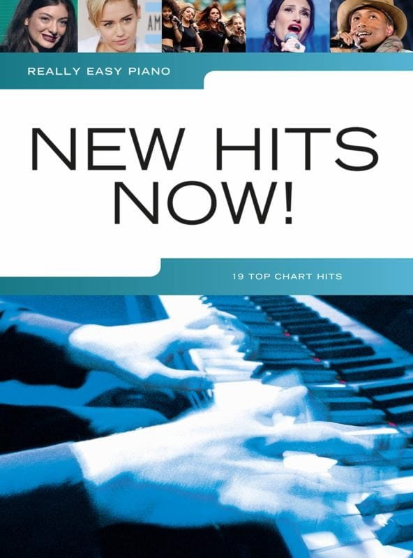 Really Easy Piano - New Hits Now! - Partition - laflutedepan.com