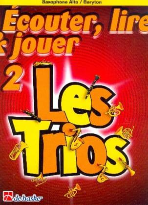 Ecouter Lire et Jouer - Les trios Volume 2 - 3 Saxophones laflutedepan