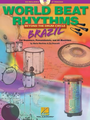 World Beat Rhythms Brazil Martinez M. / Roscetti E. laflutedepan
