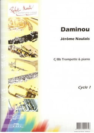 Daminou Jérôme Naulais Partition Trompette - laflutedepan