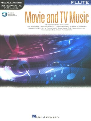 Movie and TV Music for Flute Partition laflutedepan