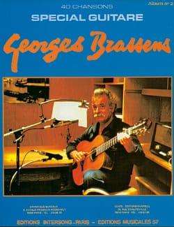 Georges Brassens - 40 Songs - Special Guitar Album 2 - Partition - di-arezzo.it