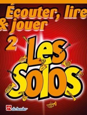 Ecouter Lire et Jouer - Les solos Volume 2 - Cor DE HASKE laflutedepan