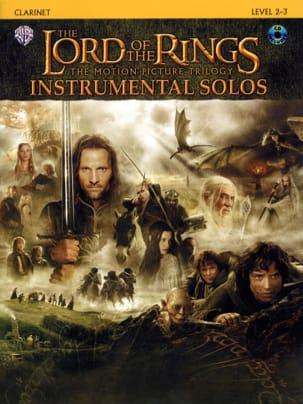 Le seigneur des anneaux - Instrumental solos Howard Shore laflutedepan
