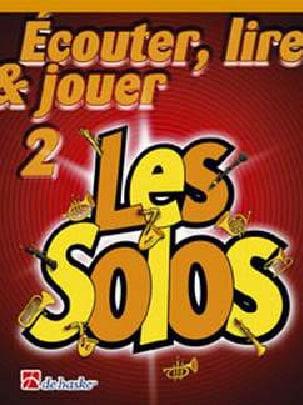 Ecouter Lire et Jouer - Les solos Volume 2 - Trompette laflutedepan