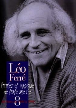 Paroles Et Musiques de Toute Une Vie Volume 8 1982-92 laflutedepan