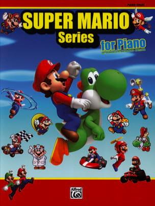Musique de Jeux Vidéo - Super Mario Series for Piano - Partition - di-arezzo.com