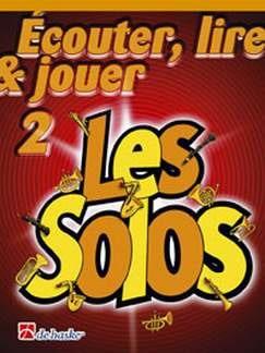 Ecouter Lire et Jouer - Les solos Volume 2 - Trompette - laflutedepan.com