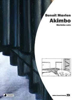Akimbo Benoît Moerlen Partition Marimba - laflutedepan