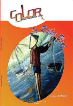 La Rizière Bleue Frédéric Jourdan Partition laflutedepan
