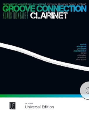 Groove Connection - Clarinette Klaus Dickbauer Partition laflutedepan