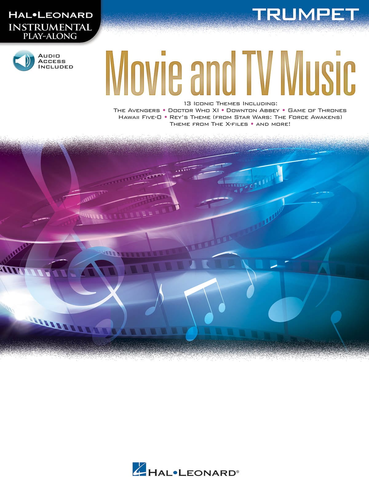 Movie and TV Music for Trumpet - Partition - laflutedepan.com
