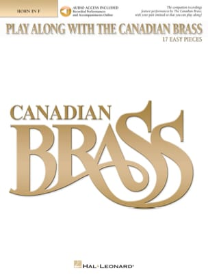 Play along with the Canadian Brass - 17 Easy pieces laflutedepan
