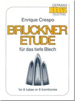 Bruckner Etude Enrique Crespo Partition Tuba - laflutedepan
