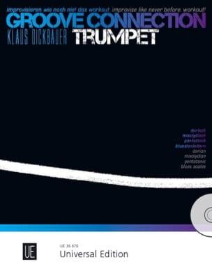 Groove Connection - Trompette Klaus Dickbauer Partition laflutedepan