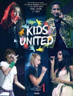 Kids United - Volume 1 Kids United Partition laflutedepan