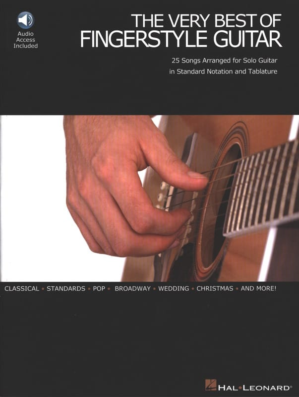 The Very Best Of Fingerstyle Guitar - Partition - laflutedepan.com