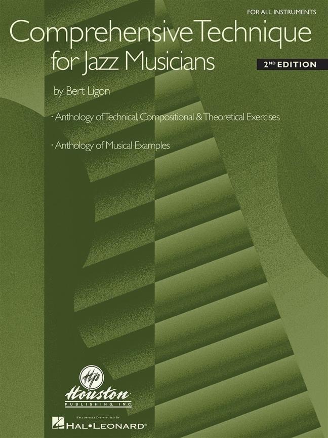 Comprehensive Technique For Jazz Musicians-2nd Ed. - laflutedepan.com