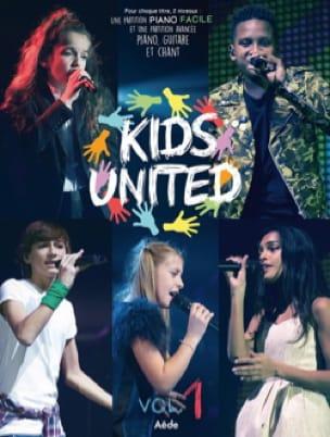 Kids United - Volume 1 - Kids United - Partition - laflutedepan.com