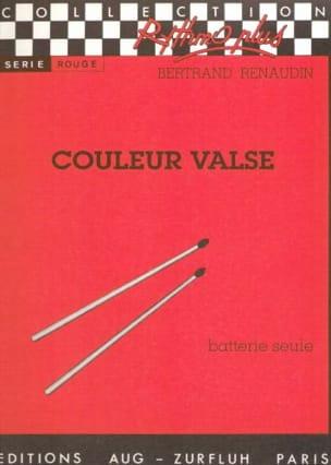 Couleur Valse - Bertrand Renaudin - Partition - laflutedepan.com