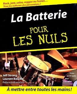 La Batterie pour les Nuls Livre Batterie - laflutedepan