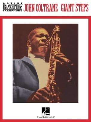 Giant steps John Coltrane Partition Saxophone - laflutedepan
