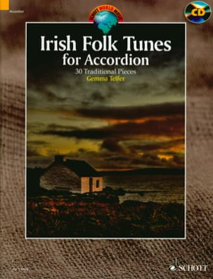 Irish Folk Tunes for Accordion Partition laflutedepan
