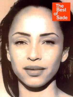 The Best Of Adu Sade Partition Pop / Rock - laflutedepan
