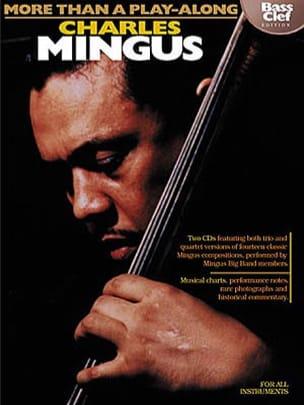 More Than A Play-Along - Bass Clef Edition Charles Mingus laflutedepan