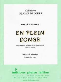 En plein songe André Telman Partition Tuba - laflutedepan