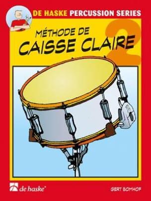 Méthode de Caisse Claire Volume 2 Gert Bomhof Partition laflutedepan